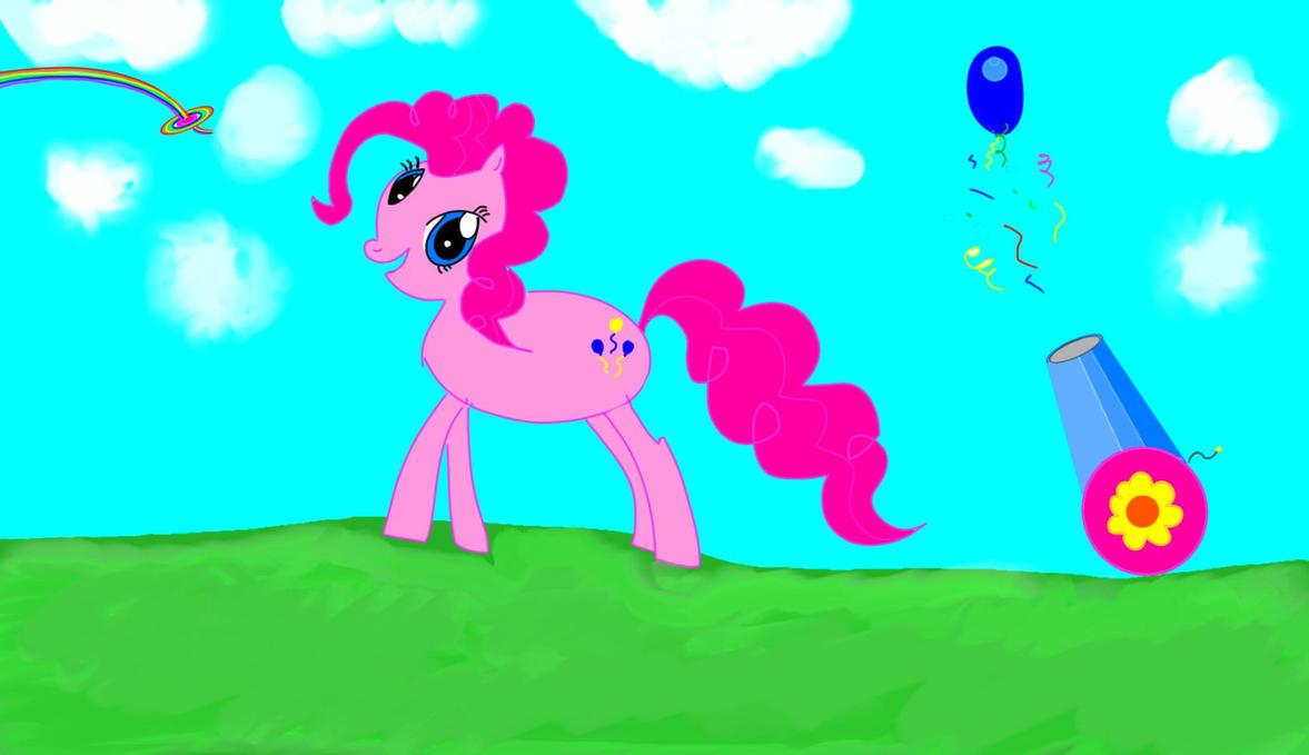 Pinkie Pie by KaidanDelRose