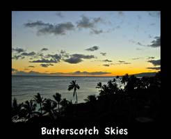 Butterscotch Skies