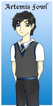 Arty's School Uniform