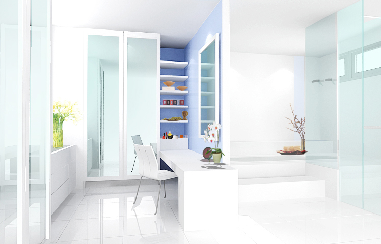 Suite bathroom closet by porpierita on deviantart for Closet bathroom suites