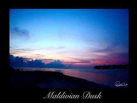 Maldivian Dusk