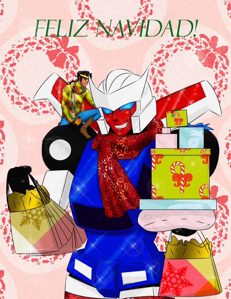 Tracks/Raoul: Feliz Navidad! by Ynnep