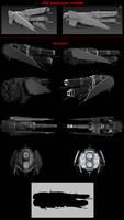 Contention: UNMC Paladin-class destroyer remake