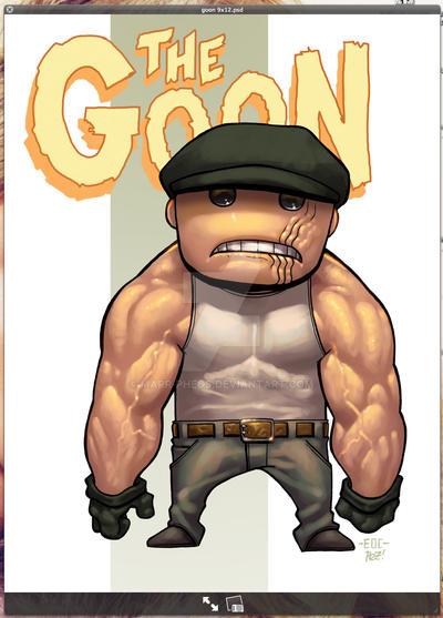Goon by MARR-PHEOS