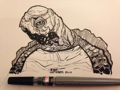 Random Turtle by MARR-PHEOS