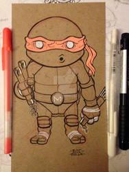 Lil Dude Michelangelo