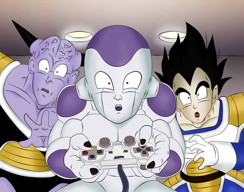 very funny pictures. Dragon Ball Z - VERY Funny by