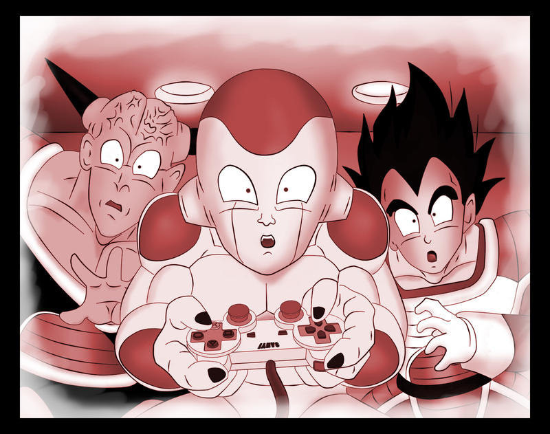 Dragon Ball Funny