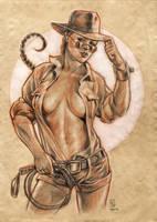 Lara Jones by huy-truong
