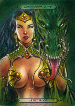 Jade AP Sketch card by huy-truong