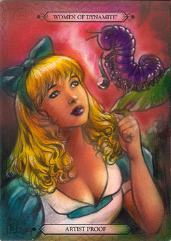 Alice AP Sketch Card by huy-truong
