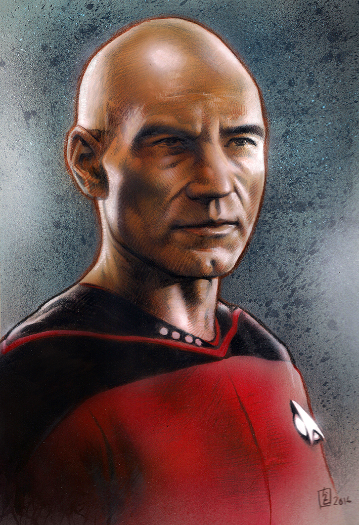 Picard by huy-truong