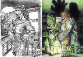 Dr Jekyll then and now