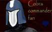 Cobra Commander fan stamp by xXMedi-Viper-RoseXx
