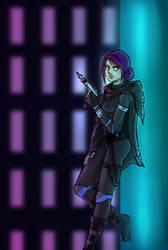 Rebel Scum by silvarablack