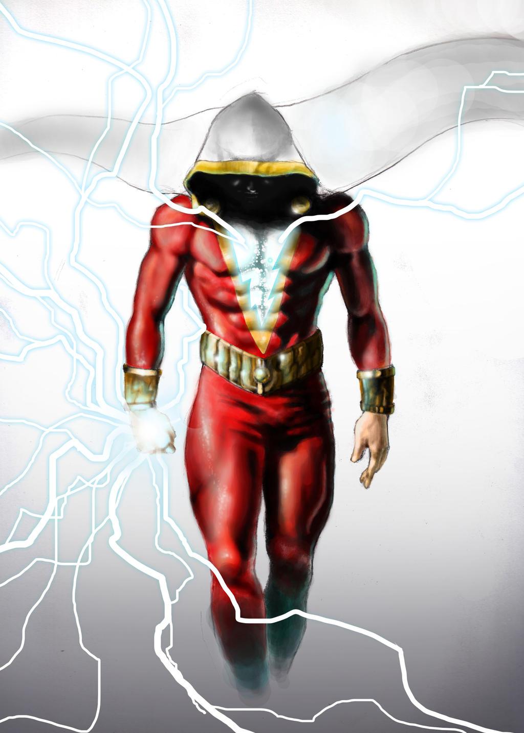 Captain Marvel Wallpaper Shazam