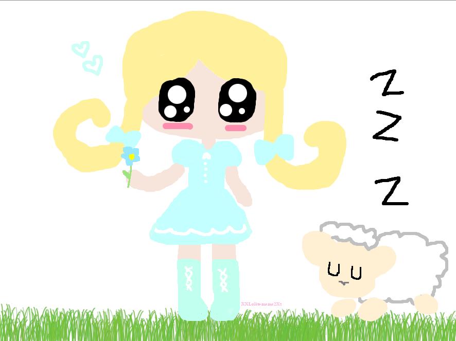 Bluebelle by xXLolita-meme2Xx