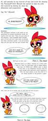 Powerpuff Tutorial: Pages 1-10 by GeoffNET