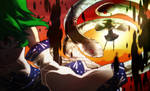 Battle Above Gensokyo