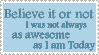 i'm awesome... by princess-femi-stamps
