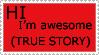 TRUE STORY by princess-femi-stamps