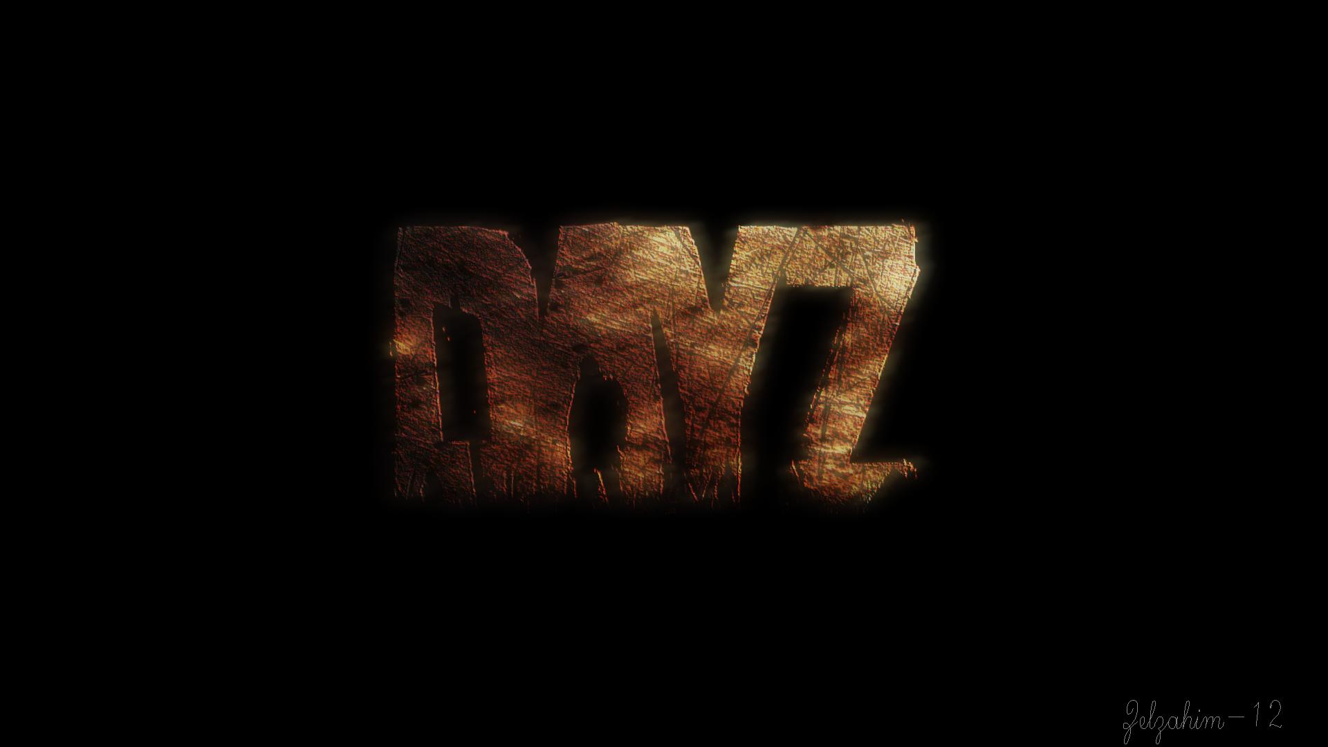 DayZ Logo Rusty by Zelzahim