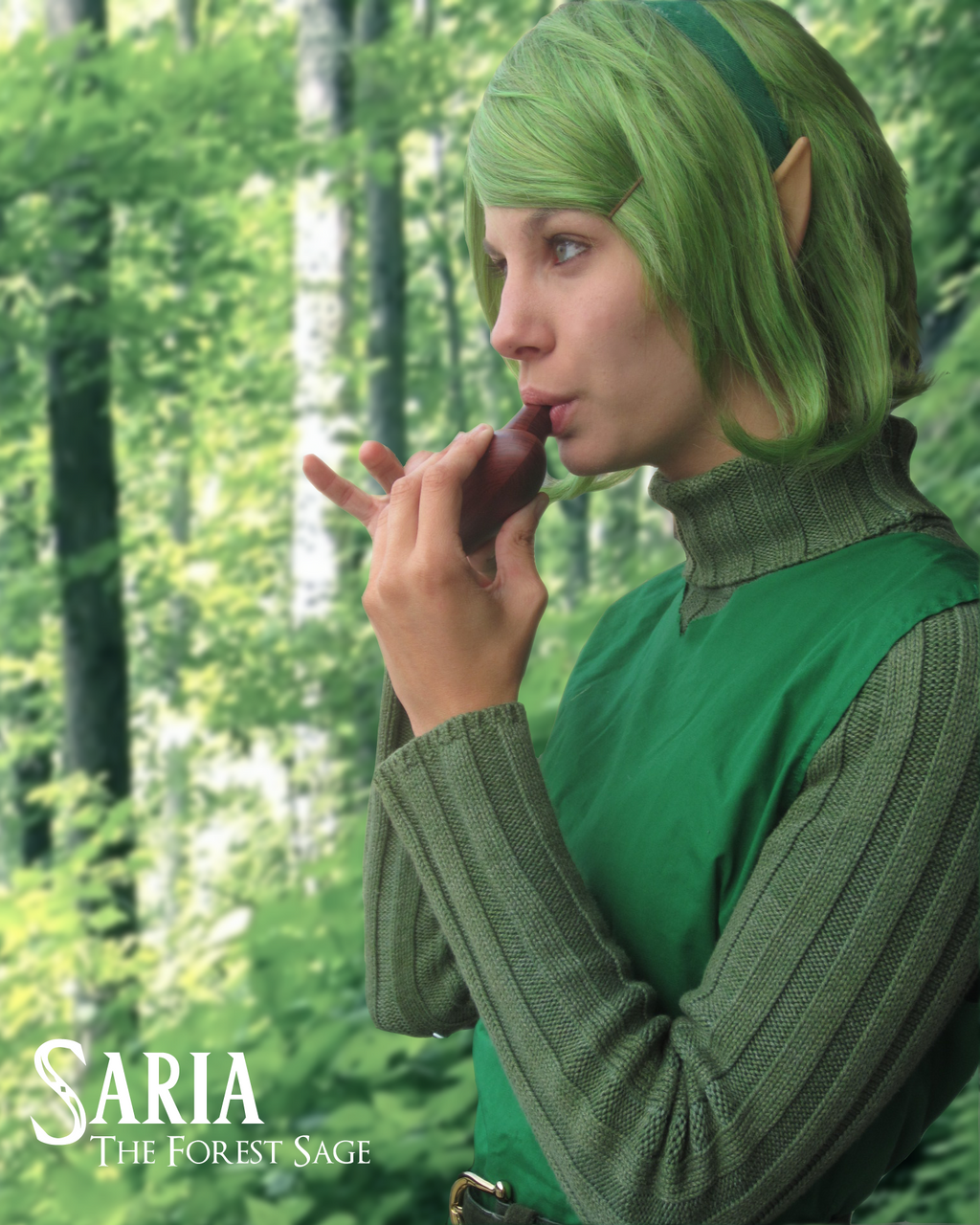 Avatar 2 Underwater Trailer: Saria Cosplay By Goldencloud On DeviantArt