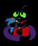 Baby mao mao