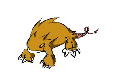 Dragon Rattus by kokocipher