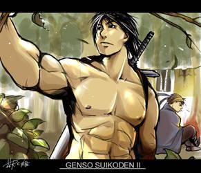 Genso Suikoden Fan Work 4 by Rcaptain