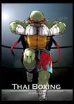 TMNT Sport Series-Raph