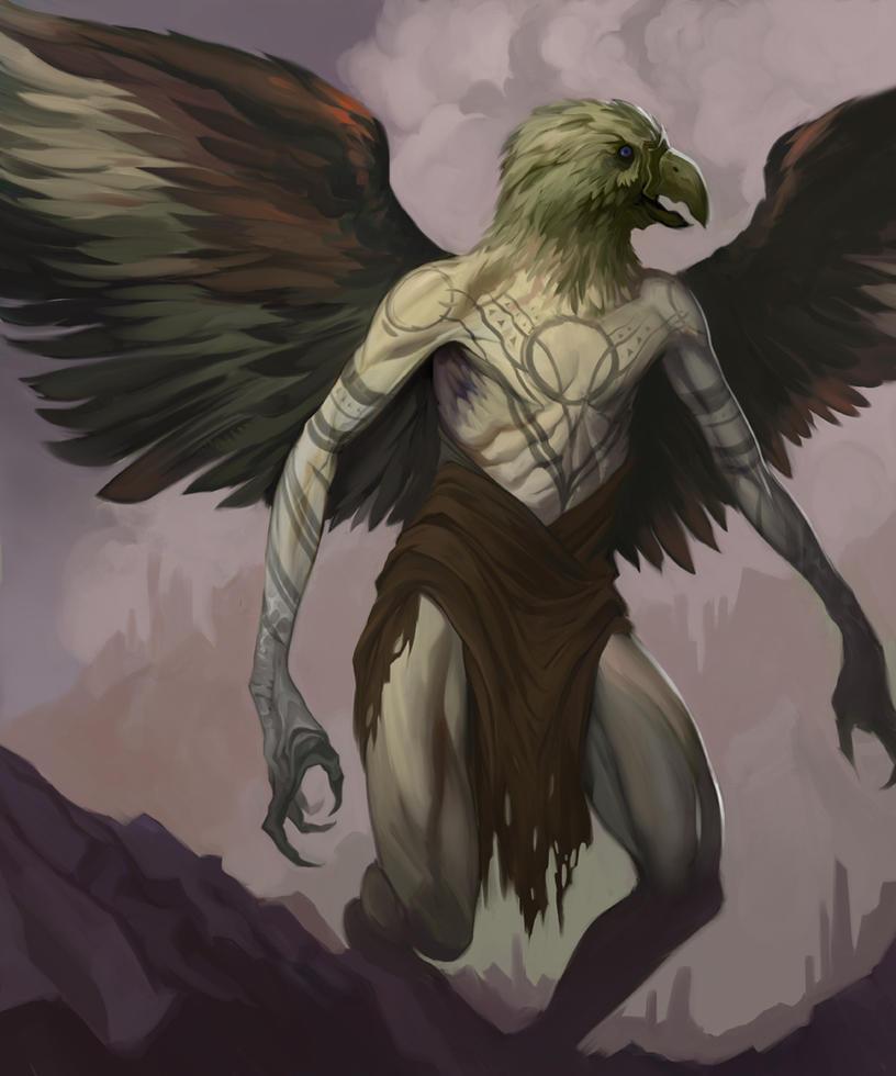 Birdman by Trabbold
