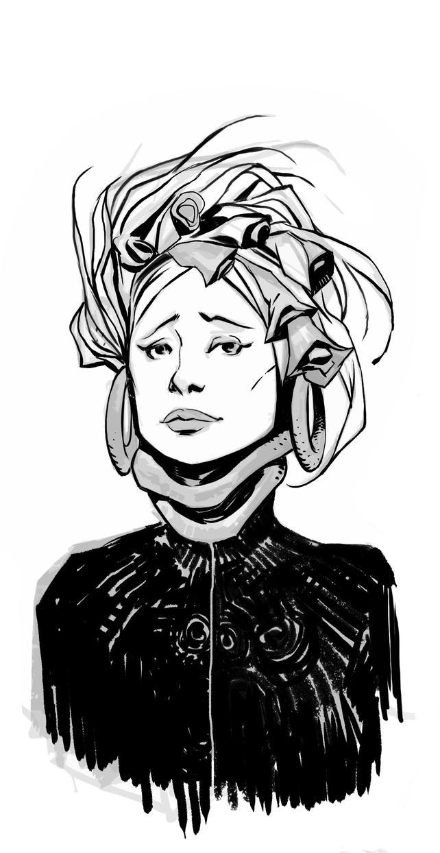 Lady by Trabbold