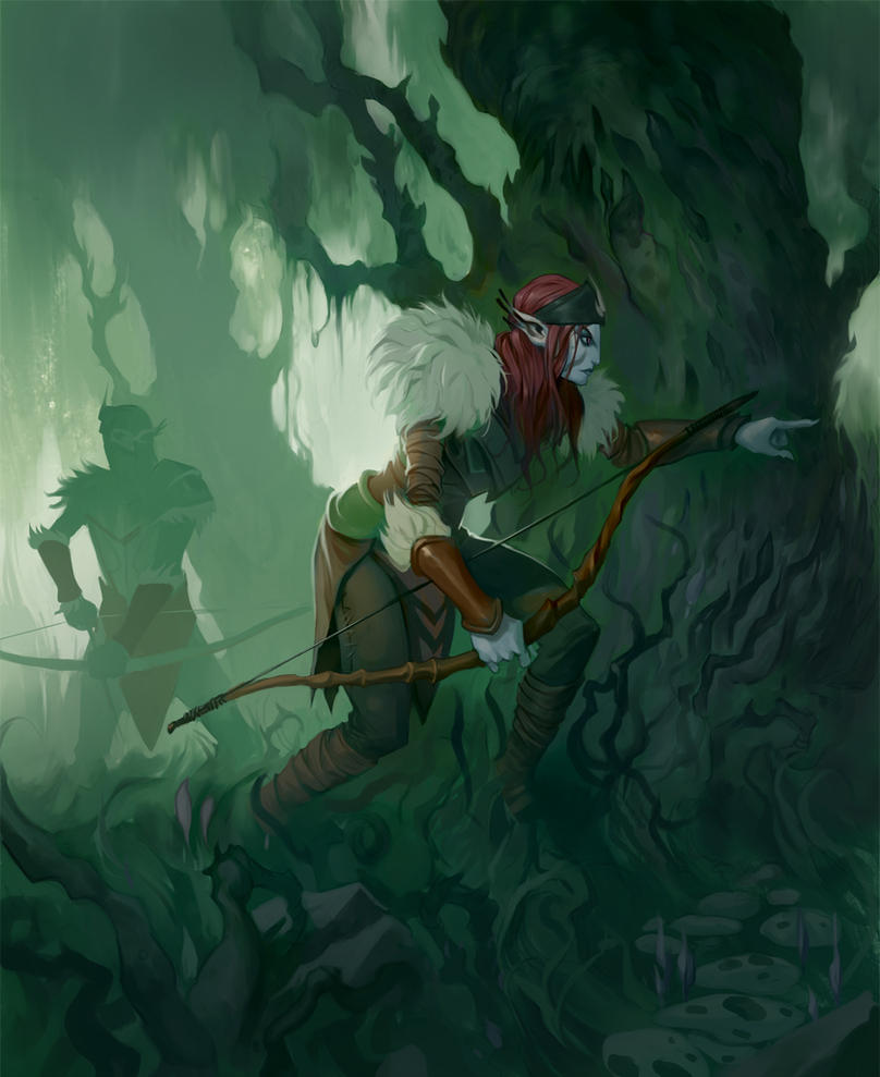Hunters by Trabbold