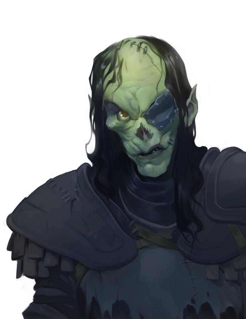 Orc by Trabbold
