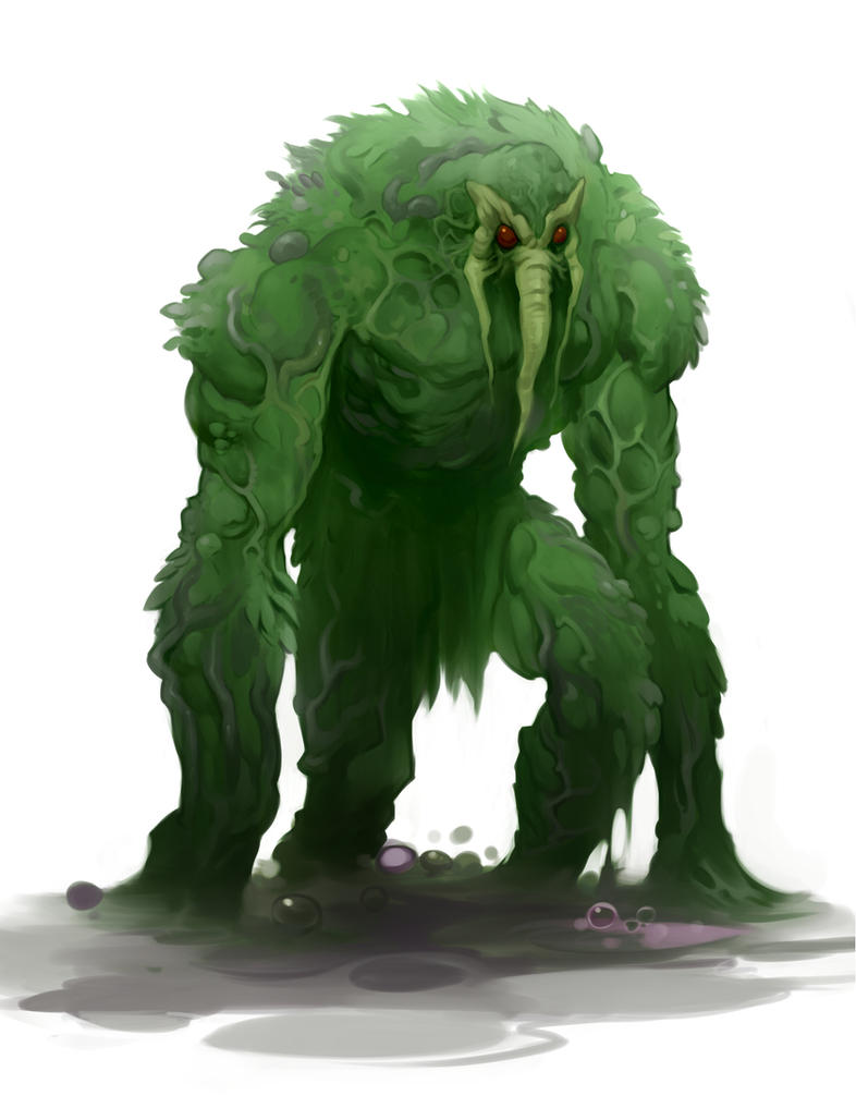 Manthing by Trabbold