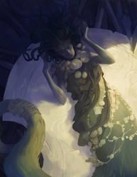 Medusa by Trabbold
