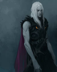 Elric by Trabbold