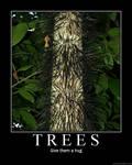 Demotivational Poster- Trees