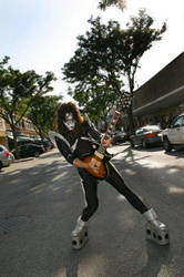 Me as Ace Frehley by AceWanzer