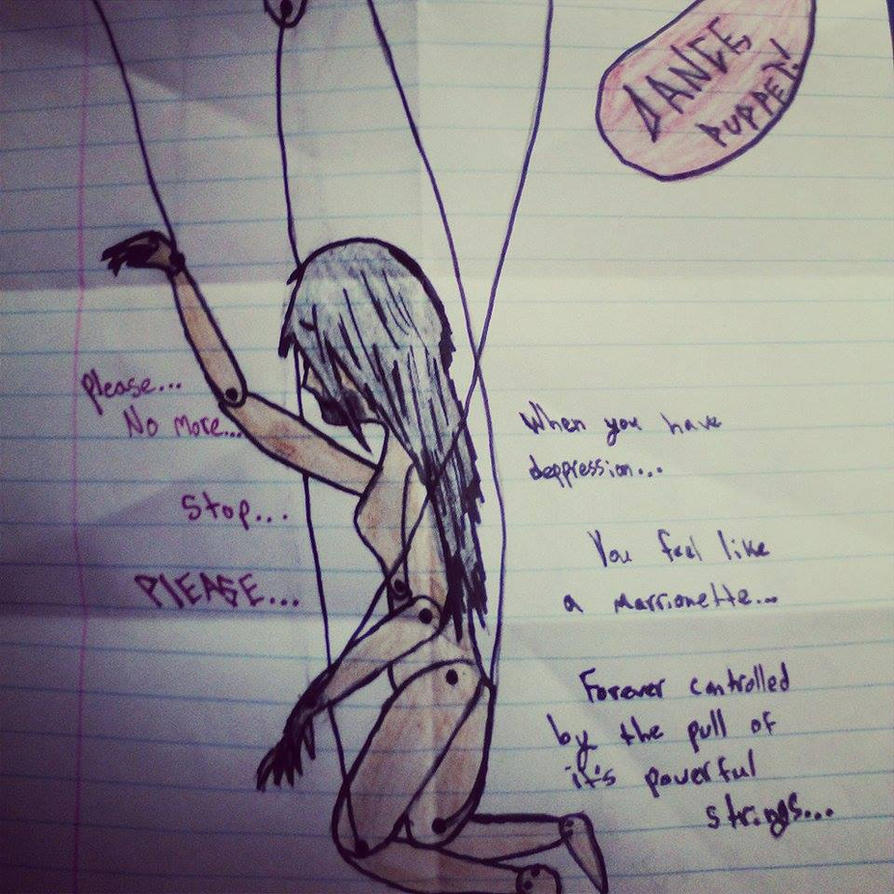 Marionette by Soulofthenight663
