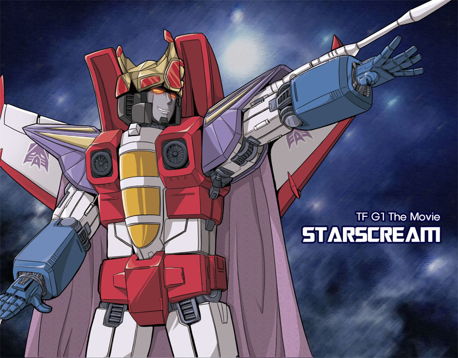 Hd wallpaper transformers 4 - Me Starscream New King By Tyr44 On Deviantart