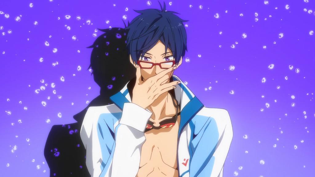 FREE! anime  Rei Ryugazaki by TisifoneCosplay07