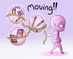 MOVING! by mastergray