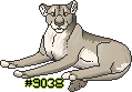 Lion Tag Recolor by Skermine