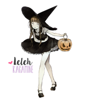 Render || Nekosuke (Jet) || Halloween by LilyBananaKagamine