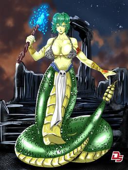 Snake Woman