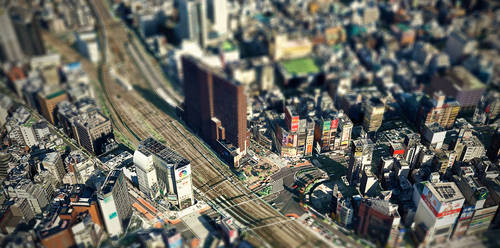 Locaciones - Tokyo