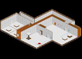 Portal test chamber v2 by carlnewton