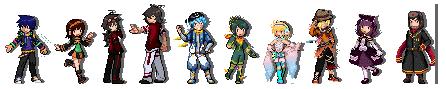 [Update] Poke VVS sprites by Tsurakeru